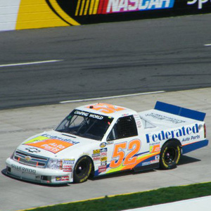 federated race truck