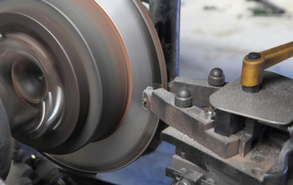 Turning Brake Drums & Rotors
