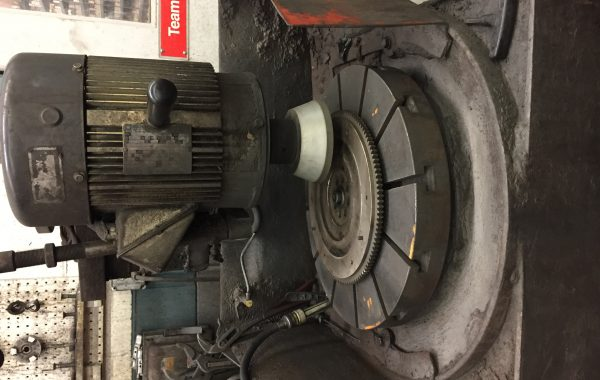 Flywheel Resurfacing/Grinding