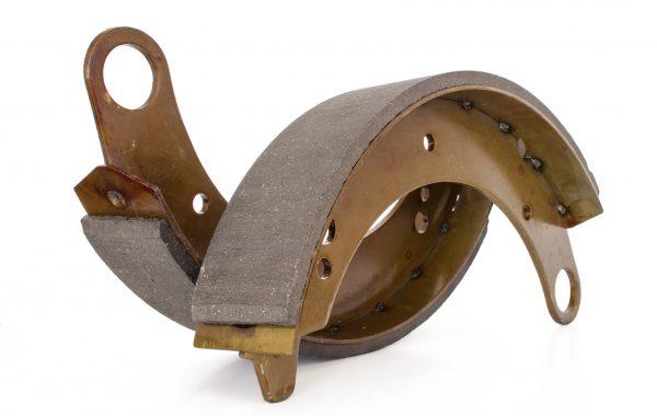 Brake Shoe Arcing