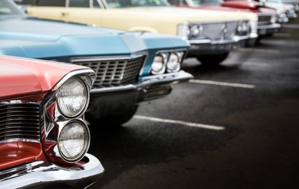 Classic and Antique Cars, Trucks, Tractors & Motorcycles